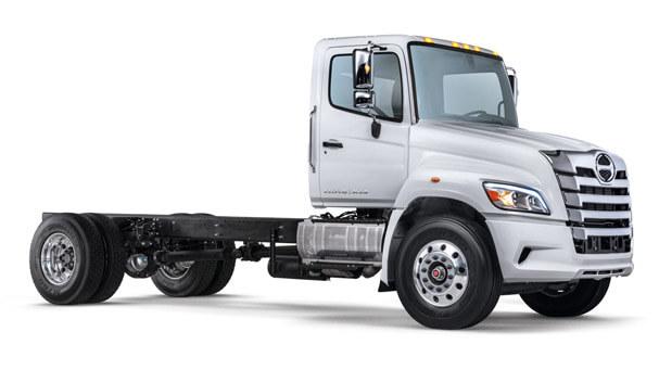 2021 Hino XL-Series