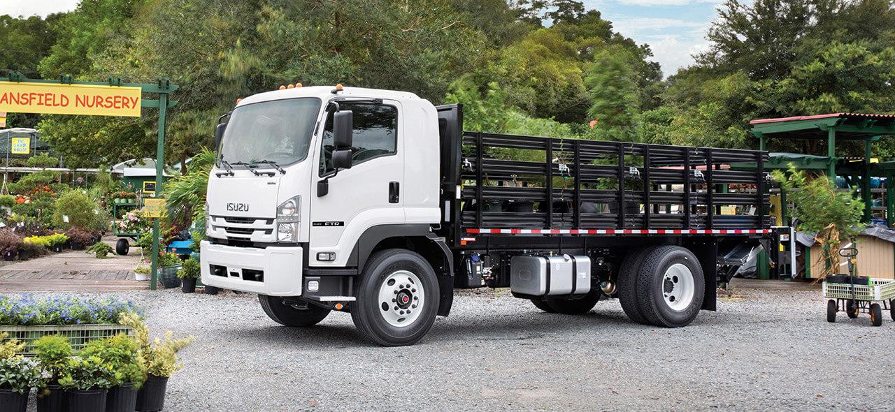 2021 Isuzu F-Series Gas