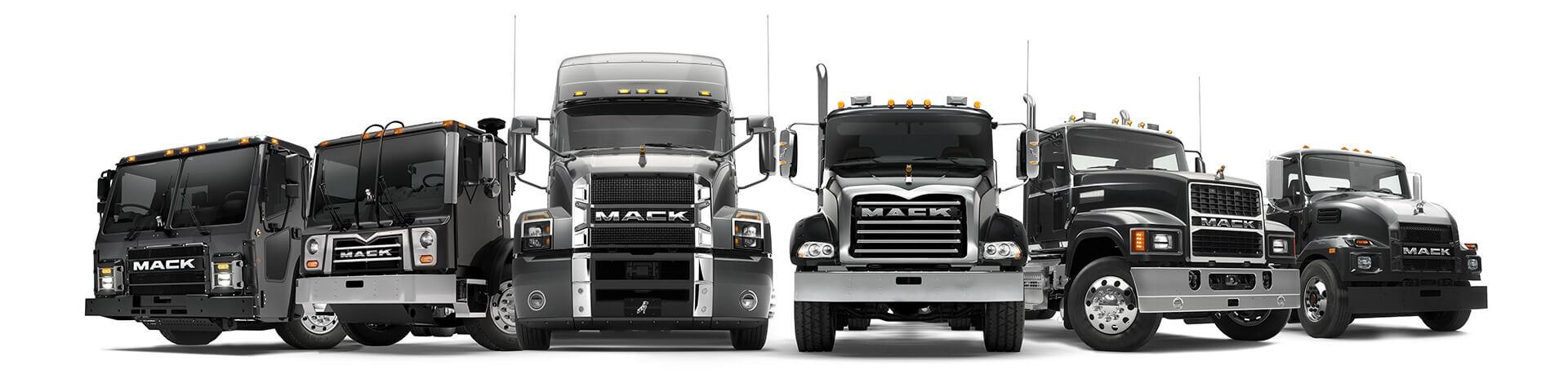 2021 Mack Lineup