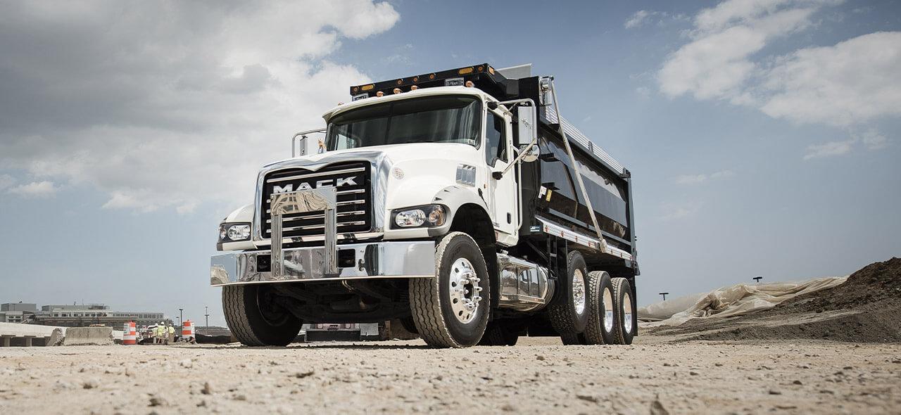 2021 Mack Granite