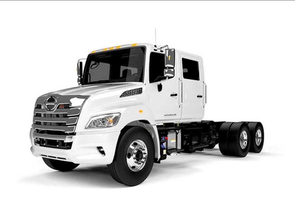 2022 Hino Trucks L7
