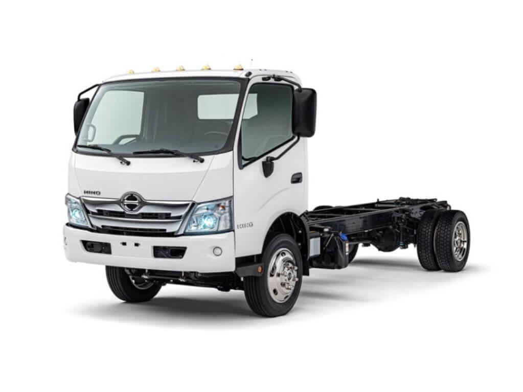 2022 Hino Trucks M4