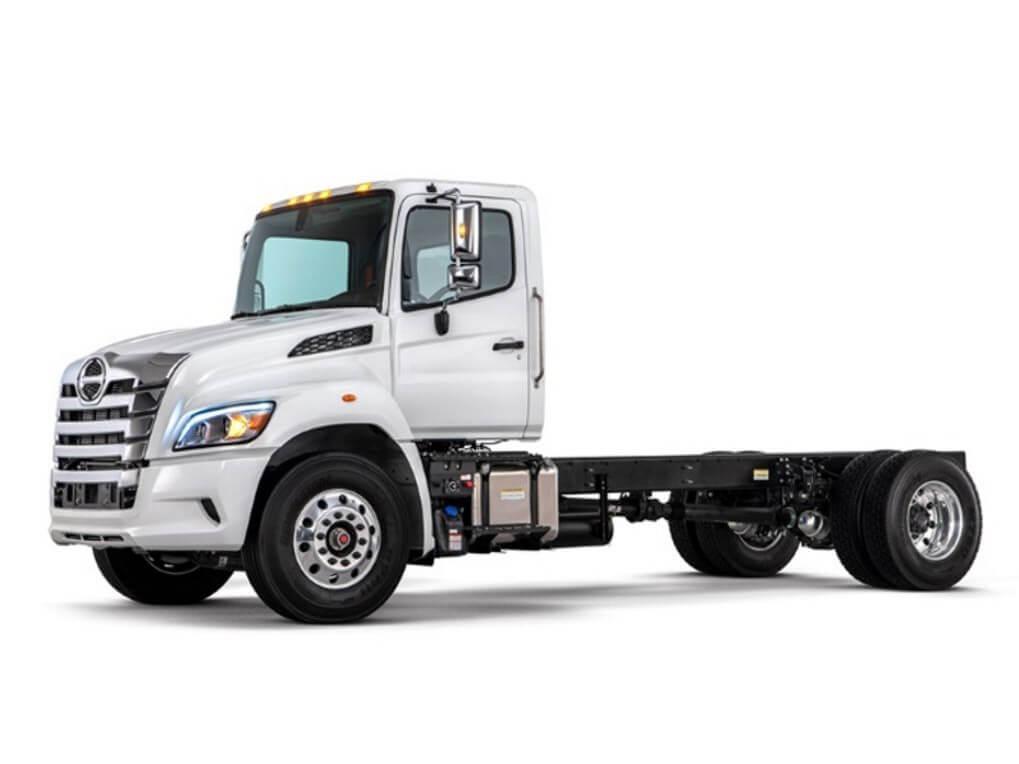 2022 Hino Trucks XL7