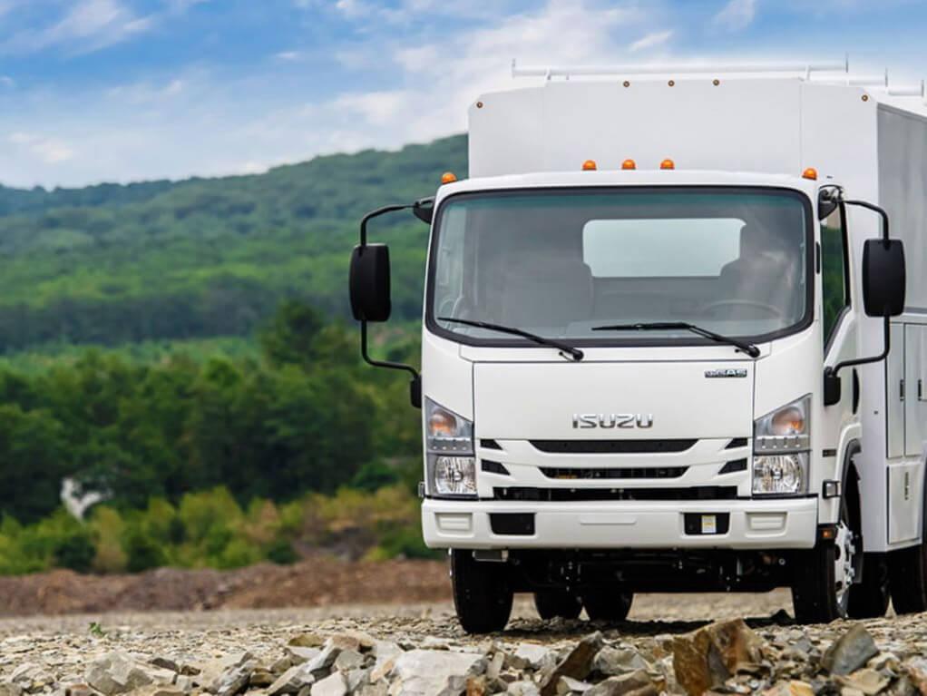 2022 Isuzu Trucks 6.6L NPR