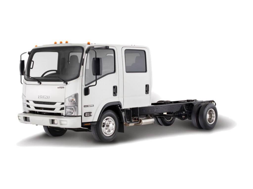 2022 Isuzu Trucks 6.6L NPR Gas Crew Cab