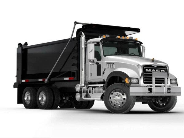 Mack Granite Dump Truck