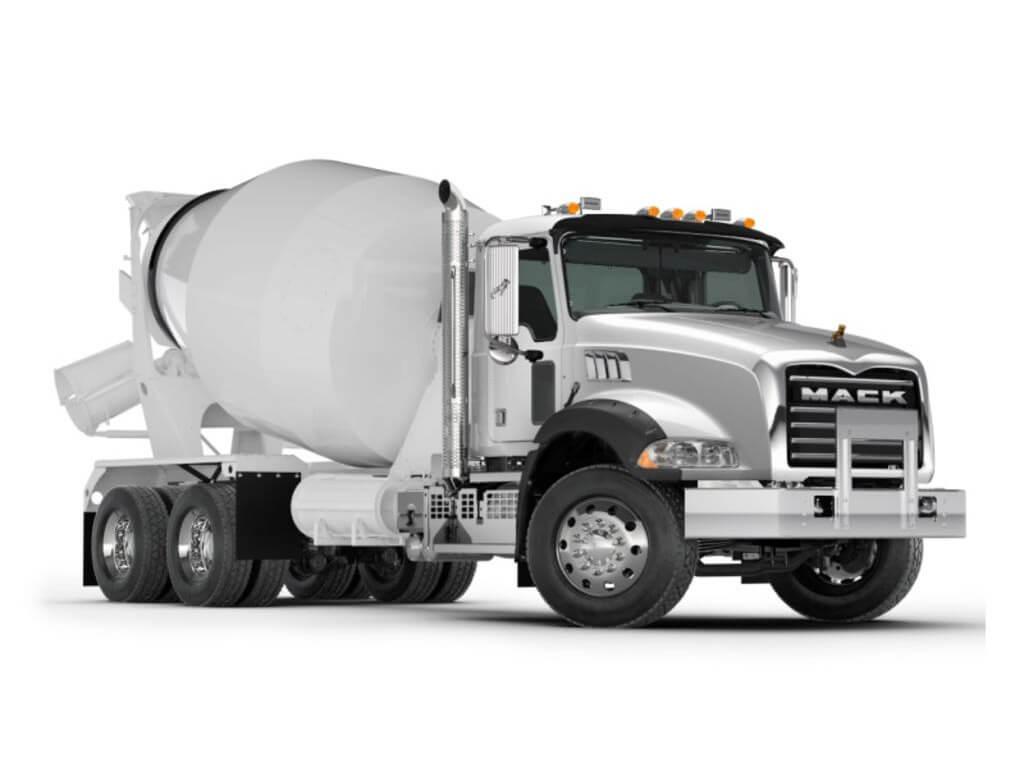 Mack Truck Granite Standard Mixer